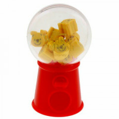 Japan Disney Mini Erasers Gacha - Winnie The Pooh