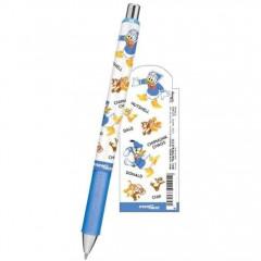 Japan Disney EnerGel Mechanical Pencil - Chip & Dale & Donald Duck