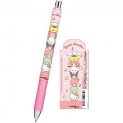 Japan Sanrio EnerGel Mechanical Pencil - Sanrio Family