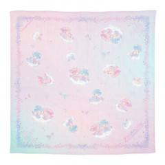 Japan Sanrio Gauze Handkerchief - Little Twin Stars / Aurora Unicorn