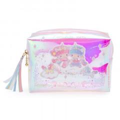 Japan Sanrio Pouch - Little Twin Stars / Aurora Unicorn