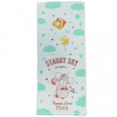 Japan Kirby Face Towel - Starry Sky