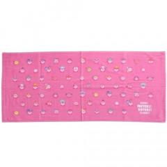 Japan Kirby Face Towel - Muteki Suteki Closet