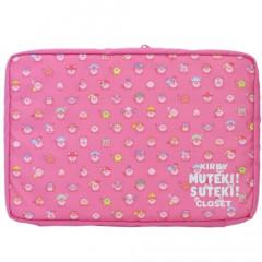 Japan Kirby Multi Case Pouch (L) - Muteki Suteki Closet