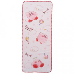 Japan Kirby Face Towel - Candy Clouds