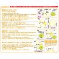 Japan San-X Sumikko Gurashi Keychain Plush Sewing Kit - Neko Cat & Zassou - 5