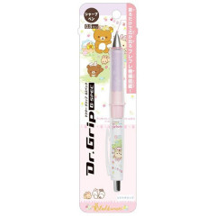 Japan San-X Dr. Grip G-Spec Mechanical Pencil - Rilakkuma / Rabbit