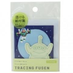 Japan Disney Tracing Fusen Sticky Notes - Toy Story