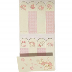 Japan Sanrio Index Sticky Notes - My Melody / Fashion