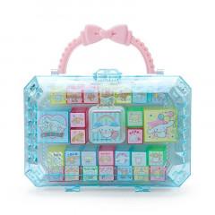 Japan Sanrio Stamp Set - Cinnamoroll & Friends