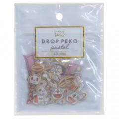 Japan Doraemon Drop Peko Pastel Sticker Pack