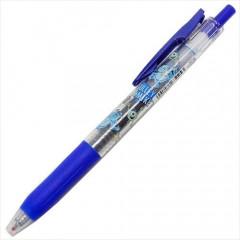 Japan Disney Sarasa Clip Gel Pen - Monsters University / Blue