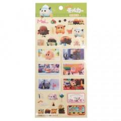 Japan Pui Pui Molcar Sticker B