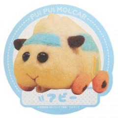 Japan Pui Pui Molcar Vinyl Sticker - Abbey