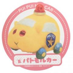 Japan Pui Pui Molcar Vinyl Sticker - Patmorker