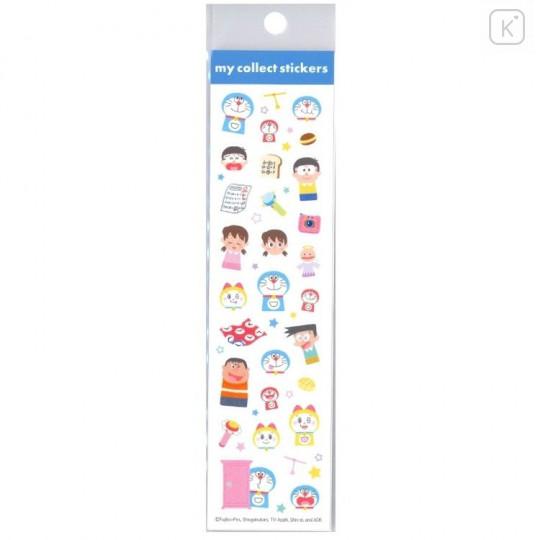 Japan Doraemon My Collect Sticker - 1