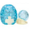 Japan San-X 3D Crystal Puzzle 20pcs - Sumikko Gurashi / Tokage & Nisetsumuri - 3