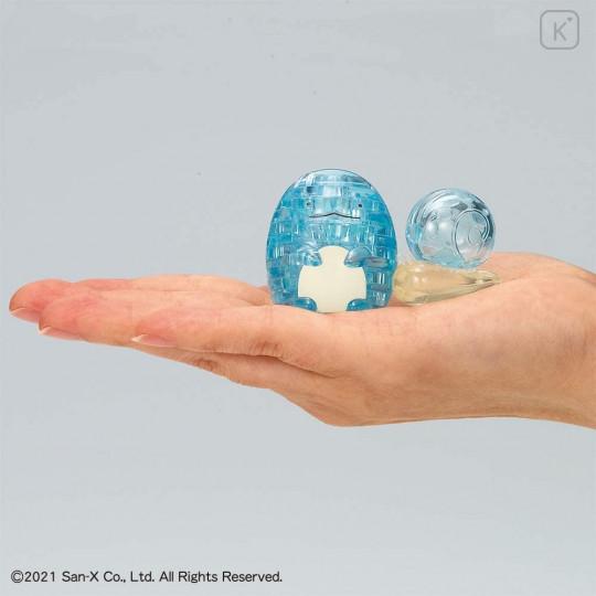 Japan San-X 3D Crystal Puzzle 20pcs - Sumikko Gurashi / Tokage & Nisetsumuri - 4