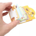 Japan Pui Pui Molcar Sticky Notes with Stand A - 2