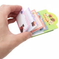 Japan Pui Pui Molcar Sticky Notes with Stand B - 2