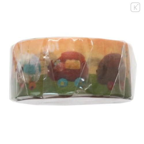 Japan Pui Pui Molcar Washi Paper Masking Tape - Congestion - 3