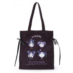 Japan Sanrio Tote Bag - Kuromi / Romiare