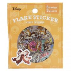 Japan Disney Plump Sticker Pack - Chip & Dale