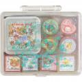 Japan San-X Stamp Chops Set (S) - Rilakkuma / Fairy Tale - 1