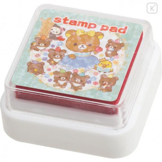 Japan San-X Stamp Chops Set (S) - Rilakkuma / Fairy Tale - 3