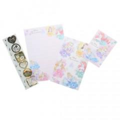 Japan Disney Petit Letter Envelope Set - Disney Princesses