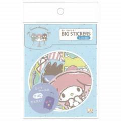Japan Sanrio Big Vinyl Stickers Set - Family