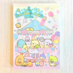Japan Sumikko Gurashi A6 Notepad - Playground