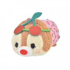 Japan Disney Tsum Tsum Mini Plush (S) - Dale × Cherry