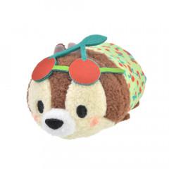 Japan Disney Tsum Tsum Mini Plush (S) - Chip × Cherry