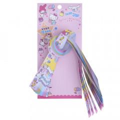 Sanrio Origami Strip Paper - Sanrio Family