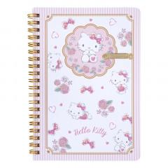 Sanrio B6 Twin Ring Notebook - Hello Kitty