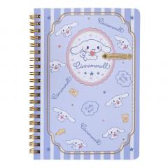 Sanrio B6 Twin Ring Notebook - Cinnamoroll
