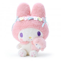 Japan Sanrio Plush Toy - My Melody / Nakayo Hanbunko
