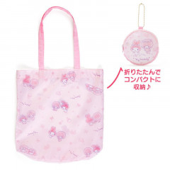 Japan Sanrio Eco Bag - My Melody / Nakayo Hanbunko