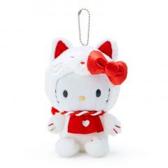 Japan Sanrio Keychain Plush - Hello Kitty / Yokai