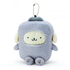 Japan Sanrio Keychain Plush - Pompompurin / Yokai