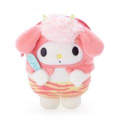 Japan Sanrio Mascot Mini Pouch - My Melody / Yokai