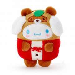 Japan Sanrio Mascot Mini Pouch - Cinnamoroll / Yokai
