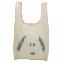 Japan Peanuts Eco Shopping Bag (M) - Snoopy