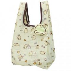 Japan Sanrio Ecot Mini Eco Shopping Bag - Pompompurin