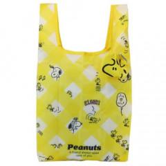Japan Peanuts Ecot Mini Eco Shopping Bag - Woodstock