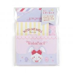 Japan Sanrio Mini Letter Set - Wish Me Mell