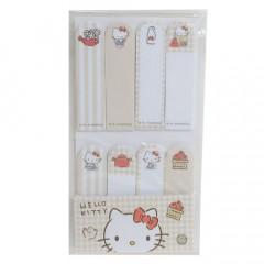 Japan Sanrio Index Sticky Notes - Hello Kitty / Living