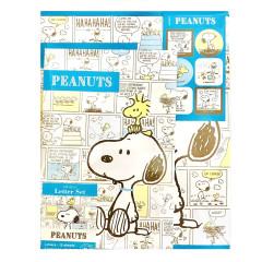 Japan Peanuts Letter Envelope Set - Snoopy / Comic