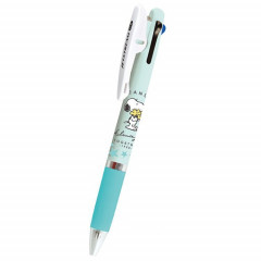 Japan Peanuts Jetstream 3 Color Multi Ball Pen - Snoopy / Always Together